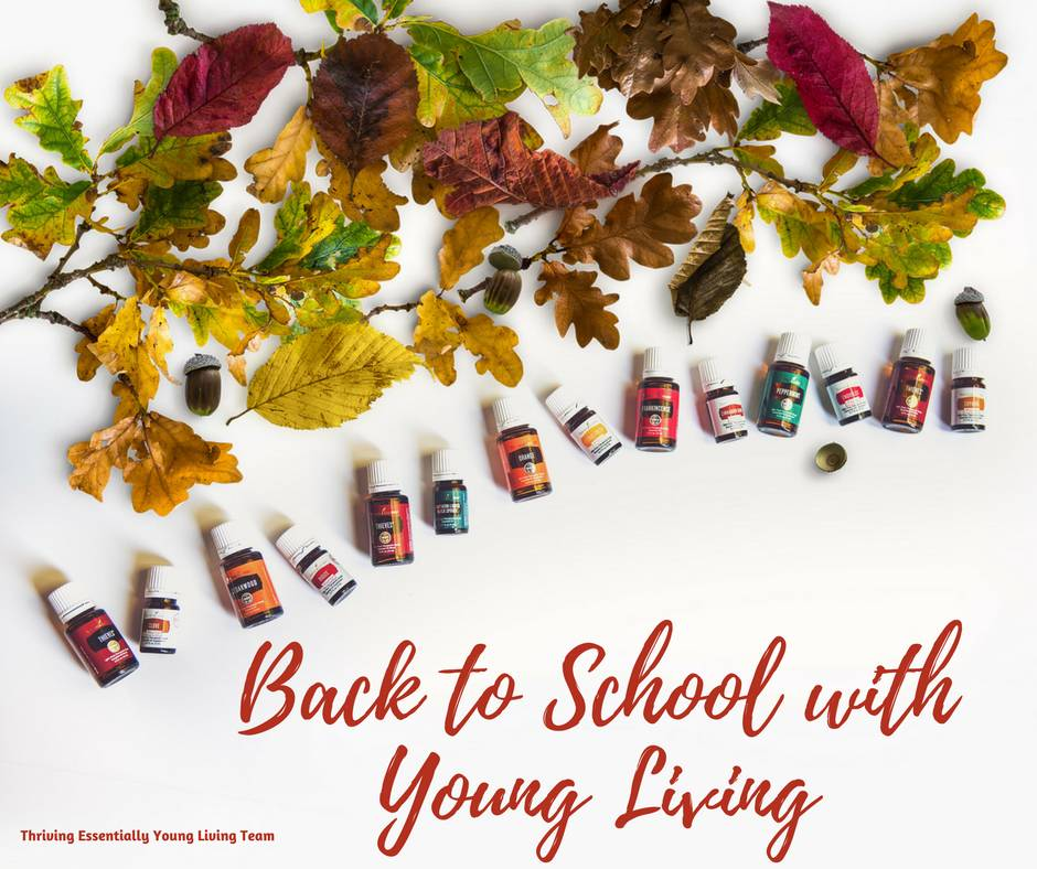 Back to School with Young Living!
