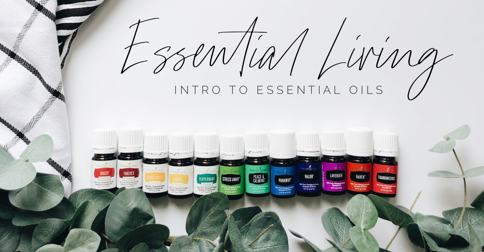 Essential Living | Intro to Essential Oils