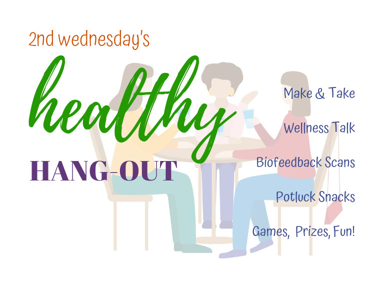 Healthy Hangout! Aroma Bracelet Workshop & Emotions Chat