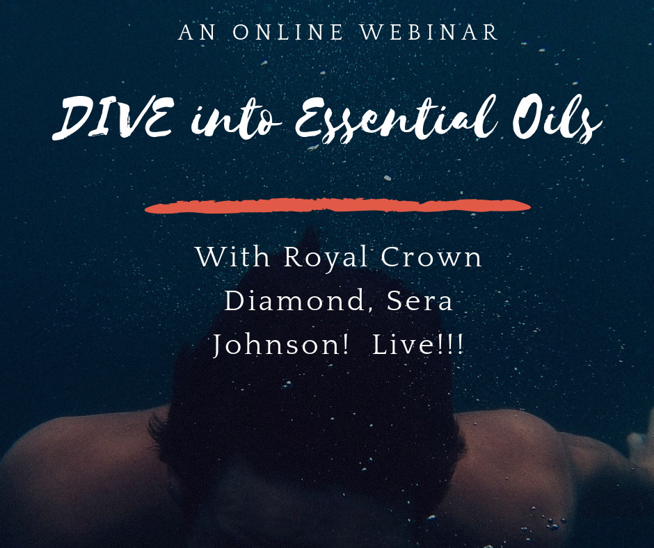 Dive into Essential Oils with RCD Sera Johnson!!!