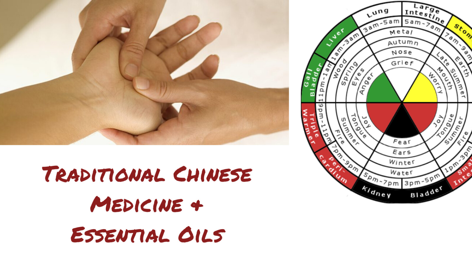 Traditional Chinese Medicine & Essential Oils Webinar