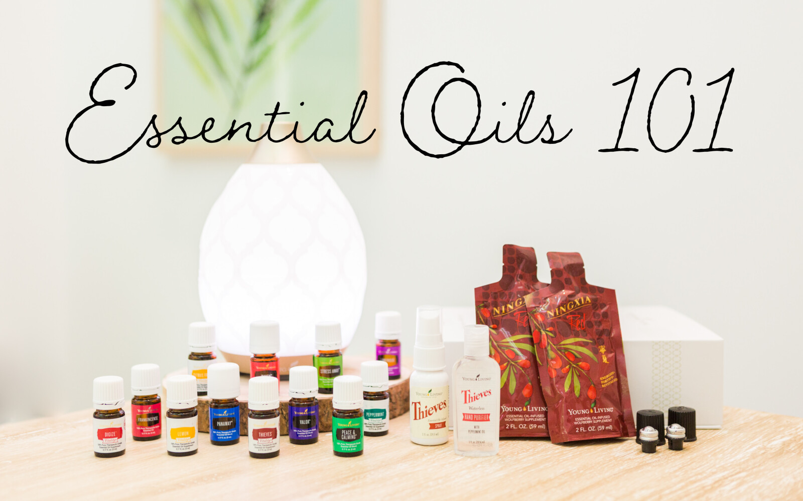 Essential Oils 101 Webinar