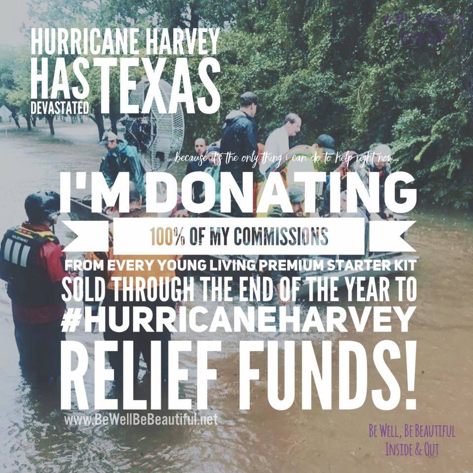 Hurricane Harvey Disaster Relief Fundraiser