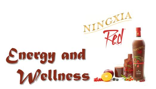 Abundant Energy and Wellness with NingXia Red