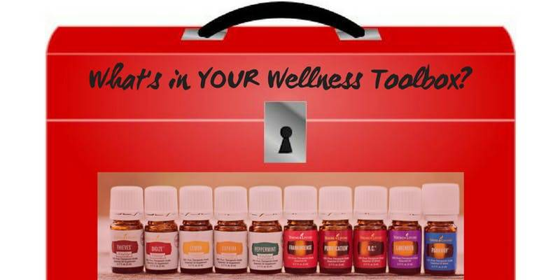 What's in YOUR Wellness Toolbox?