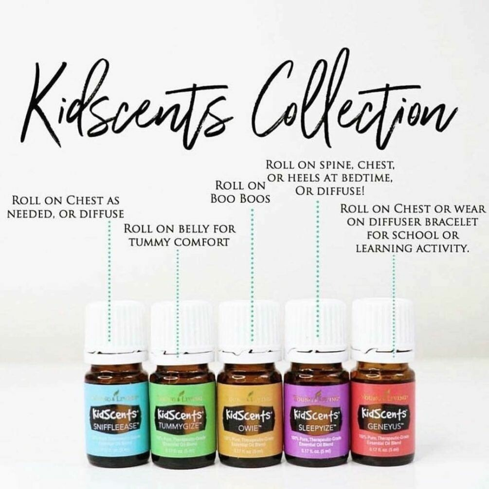 Oils are for Kids Too!