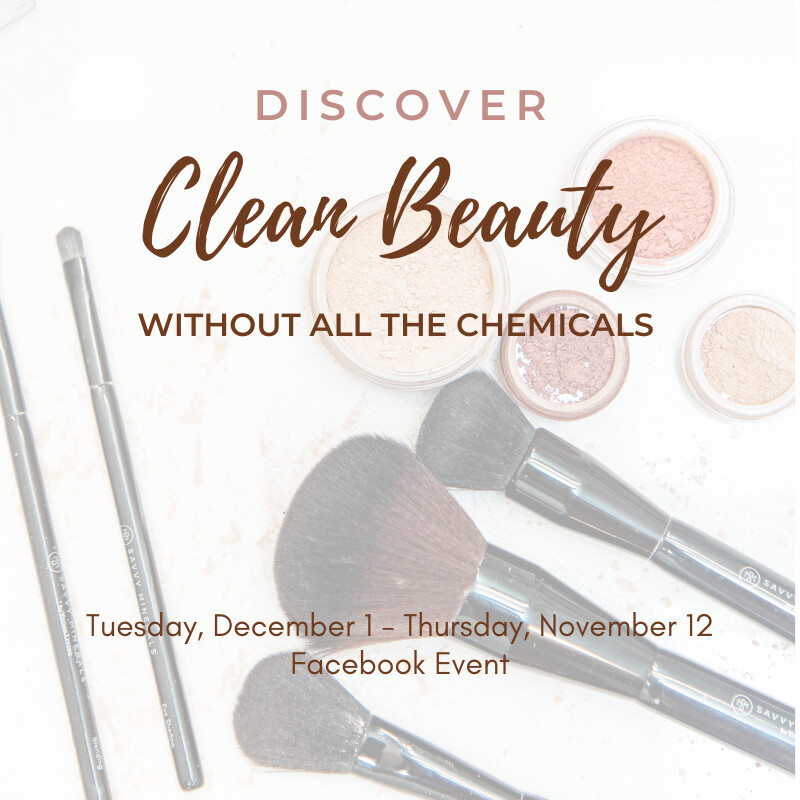 Discover Clean Beauty